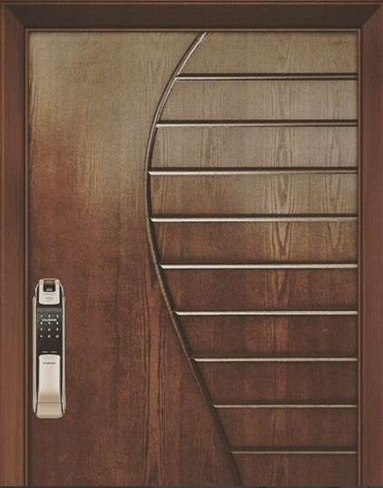 نصب قفل دیجیتالی بر روی تمامی درب ها
