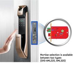 سیستم قفل اتوماتیک موجود در قفل های دیجیتال